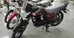 پاکستان میں سوزوکی موٹرسائیکل کی قیمت میں  رواں سال چوتھی بار اضافہ