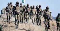 افغانستان سے دہشتگردوں کی فائرنگ ، پاک فوج کا جوان شہید