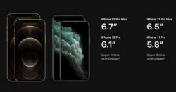 فائیو جی ، بڑی سکرین اور بہتر کیمروں کے ساتھ ایپل نے آئی فون 12 پرو اور پرو میکس پیش کر دئیے