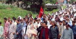 گلگت بلتستان کے شہریوں نے الیکشن میں پیپلزپارٹی اور مسلم لیگ (ن) کی حمایت کرنے کا فیصلہ کر لیا