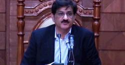 وزیر اعلیٰ سندھ مراد علی شاہ بھی مہلک وبا کا شکار