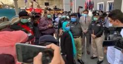 کشمور سانحہ کے ہیرو پولیس افسر اور ان کی بیٹی کے اعزاز میں شاندار تقریب ، تقریب تک کس شاندار طریقے سے لایا گیا ؟جانیں