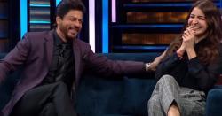 مجھے پیسوں کی بہت ضرورت تھی اور جب مالی حالات ٹھیک ہوئے تو۔۔۔  شاہ رخ خان اور انوشکا شرما نے اپنی زندگی کے اہم رازوں سے پردہ اٹھادیا