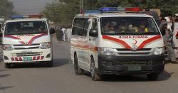 انا للہ وانا الیہ راجعون پاکستان میں کہرام مچ گیا، دن کے آغاز میں  37 افراد کے جاں بحق ہونے کی اطلاعات