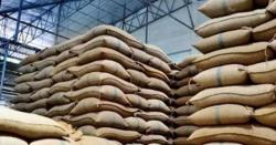 سندھ کے سرکاری گوداموں سے گندم غائب