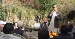 کھاوڑہ میں مورچے بنانے،لوگوں کا پانی بجلی سڑک بند کر دینے اور نفرتوں کا ظالمانہ کلچر اپنی موت آپ مر گیا ہے،راجہ مظہر قیوم خان
