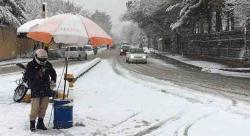 نومبر میں شدید برفباری کے سارے ریکارڈ ٹوٹ گئے ، مزید شدید سردی پڑنے کی پیشنگوئی