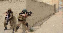 شمالی وزیر ستان میں سیکیورٹی فورسز کی کارروائی، چار دہشتگرد ہلاک، ایک جوان شہید