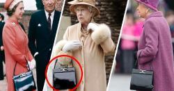 ملکہ الزبتھ یہ کالے رنگ کا پرس ہر وقت اپنے ساتھ کیوں رکھتی ہیں اور اس کے اندر کیا کیا چیزیں موجود ہوتی ہیں؟