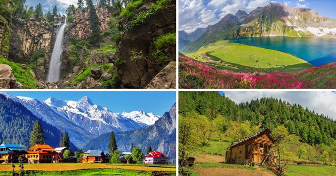آزاد کشمیر کی سیر و سیاحت