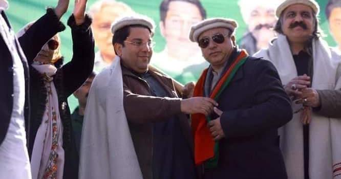 گلگت بلتستان انتخابات ،مسلم لیگ ن کو  جھٹکا،سابق صوبائی وزیر میجر (ر)امین پی ٹی آئی میں شامل