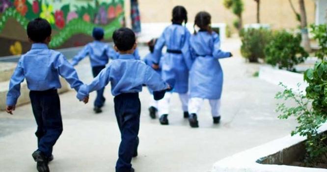 کورونا کیسز سامنے آنے کے بعد سرکاری اسکول بند،والدین  کے لیے بڑی خبر