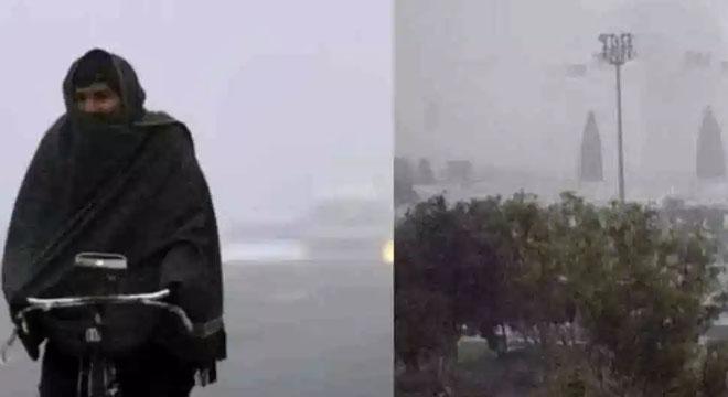 شہری تیار ہو جائیں، سائبیریا کی ہوائیں آئندہ دو روز میں کس بڑے شہر کو ٹھنڈا ٹھار کر دیں گی؟