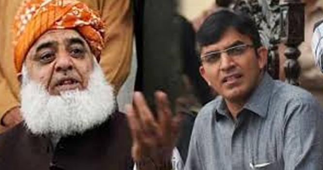 پی ڈی ایم سربراہ مولانا فضل الرحمٰن نے محسن داوڑ کو پی ڈی ایم اجلاس میںشرکت سے روک دیا