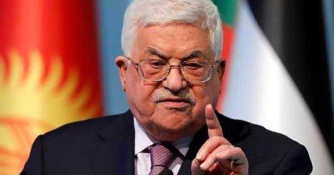 فلسطین نے گھٹنے ٹیک دئیے ،اسرائیل،عرب  امارات اوربحرین سے تعلقات بحال کرنیکااعلان