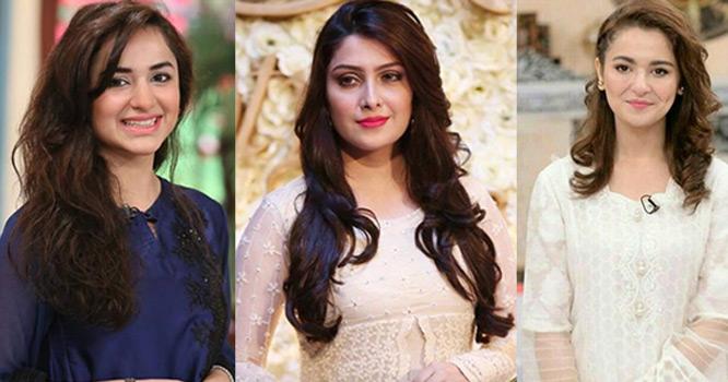 ہم دو جسم لیکن ایک جان ہیں -- پاکستانی اداکارائیں اور ان کی دوست بہنیں