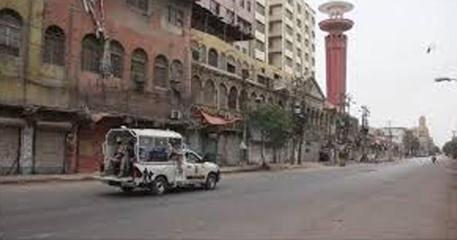 کراچی کے پانچ اضلاع میں سمارٹ اور مائیکرو لاک ڈائون شروع ہونے والا ہے
