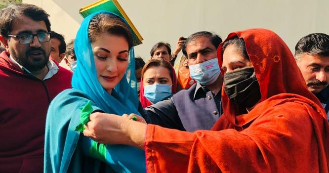 مریم نواز کی ہٹ دھرمی برقرار،کئی زندگیاں داؤ پر لگادیں،ن لیگی رہنما کہاں روانہ  ہوگئیں،لاہور سے تہلکہ خیز خبر