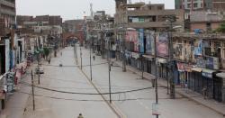 کراچی میںلاک ڈاؤن کا نفاذ۔۔ حکومت نے بڑا ایکشن لے لیا،عوام کیلئے بری خبر