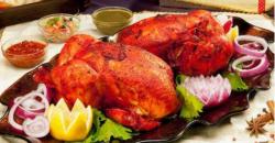 تندوری چرغہ بنانے کی ترکیب