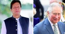 وزیراعظم عمران خان سے برطانوی پرنس چارلس کی ٹیلی فونک رابطہ