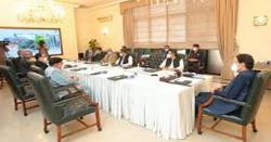 وزیر اعظم عمران خان کی زیر صدارت قومی رابطہ کمیٹی برائے ہاؤسنگ، تعمیرات و ترقی کا ہفتہ وار اجلاس