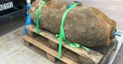 جرمنی میں پانچ سو کلو وزنی بم کی موجودگی پر ہزاروں شہریوں کو گھر چھوڑنے کا حکم