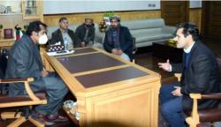 بلدیاتی انتخابات پر مشاورت شروع پارٹی بنیادوں پر آئندہ سال جون تک الیکشن متوقع