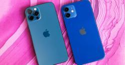 او ایل ای ڈی ڈسپلے اور فائیو جی کے ساتھ ایپل نے آئی فون 12 اور 12 منی متعارف کرا دئیے