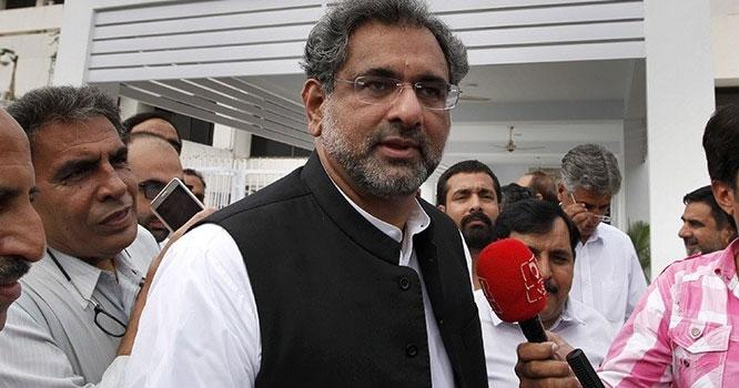چوہدری نثار کا لاہور آنا اقتدار کا معاملہ ہے،شاہدخاقان عباسی