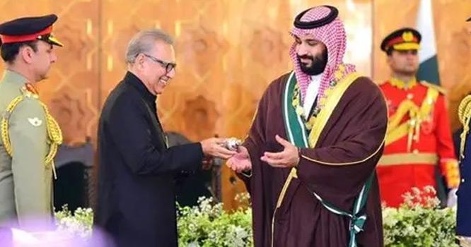 شاہ سلمان اور ولی عہد شہزادہ محمد بن سلمان کا صدرپاکستان عارف علوی کیلئے اہم پیغام۔ کیا کہا ؟ جانیے تفصیل