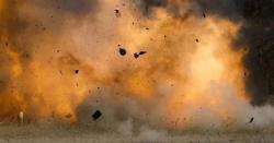 پشاور : یکہ توت میںدھماکہ ، خواتین سمیت4افراد زخمی
