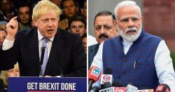 برطانوی وزیراعظم کی دورہ بھارت سے معذرت