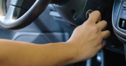 سردیوں میں گاڑی چلانے سے پہلے انجن سٹارٹ کر کے گرم نہیں