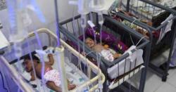 ہسپتال میں آتشزدگی ،کتنے نومولودبچے جان  کی بازی ہارگئے ،انتہائی افسوسناک خبرآگئی