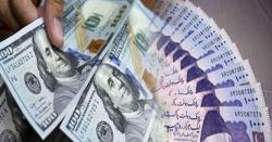 ڈالر روپے کے مقابلے میں دوبارہ تگڑاہوگیا ،امریکی  کرنسی کی قدر میںکتنااضافہ ہوگیا
