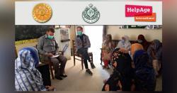 سندھ رورل سپورٹ آرگنائزیشن کی بزرگوں کی فلاح و بہبود کے لیے کی جانے والی کوشیشں قابل تعریف ہیں