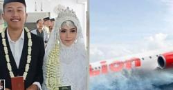 انڈونیشیا طیارے حادثے میں ہلاک ہونے والے شوہر کی اہلیہ کا پیغام سن کر آپ کی بھی آنکھوں میں آنسو آجائیں گے