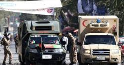 افغان فوج کی خاتون اہلکاروں کی گاڑی پر فائرنگ، 2 جاں بحق اور 3 زخمی