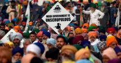 بھارتی سپریم کورٹ نے متنازعہ زرعی بل پر عملدرآمد روک دیا