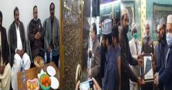 میاں چنوں، بہاولپور میں ممبر پنجاب بار کونسل حاجی افضل دھرالہ ایڈووکیٹ کی طرف سے استقبالیہ سے سردار عتیق احمد خان کا خطاب