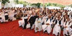 صدر سردار  مشتاق نیر نے بھی اپنی لا تعلقی اور جماعت چھوڑنے کا اعلان