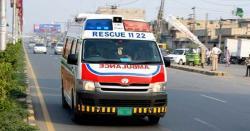 لاہور میںگھر میں آگ لگنے سے چار افرا د جاں بحق