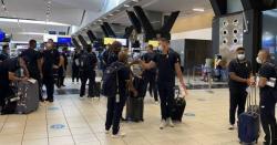 تمام کھلاڑی ہوٹل کے ہال میں جمع ہوجائیں ،جنوبی افریقی ٹیم کے کھلاڑیوں کیساتھ ایساکیوں کیاگیا؟جانیں