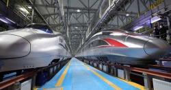 ہر قسم کی موسمیاتی شدت میں رفتار برقرار رکھنے والی بُلٹ ٹرین تیار
