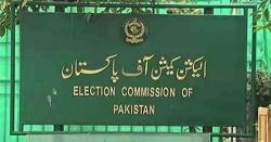 الیکشن کمیشن :گوشوارے جمع نہ کرانےپر 154اراکین کی رکنیت معطل