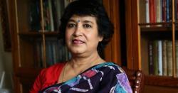 متنازع بنگلہ دیشی رائٹرتسلیمہ نسرین نے پاکستان کےخلاف ایسی بات کہہ دی جس سےپاکستانی غصے سے لال پیلے ہوگئے