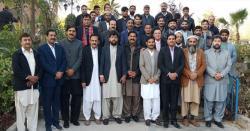 نیشنل پریس کلب اسلام آباد میں ہزارہ جرنلسٹس ایسو سی ایشن کا مشاورتی اجلاس