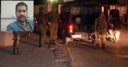 گاڑی کا ٹائر پائوں پر کیوںچڑھایا ، پاکستان کے اہم شہر میںپولیس اہلکاروں نے نوجوان کو گڑی سے باہر نکال کر گولیوںسے بھون دیا