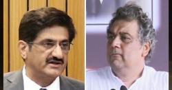 کراچی ٹرانسفارمیشن پلان سے متعلق اجلاس کی اندرونی کہانی۔۔۔وزیراعلیٰ سندھ سید مراد علی شاہ اورعلی زیدی کے درمیان تلخ کلامی